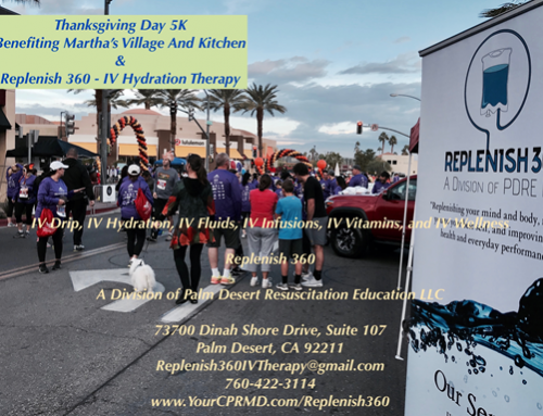 2018 Thanksgiving Day 5K Run Benefiting Martha's Village & Kitchen