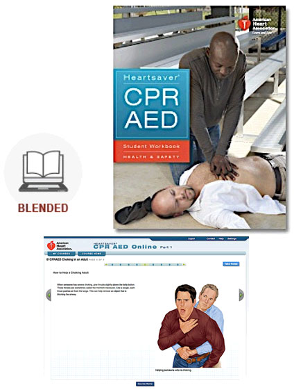 Heartsaver Cpr Aed Online Part 1 And Skills Tests
